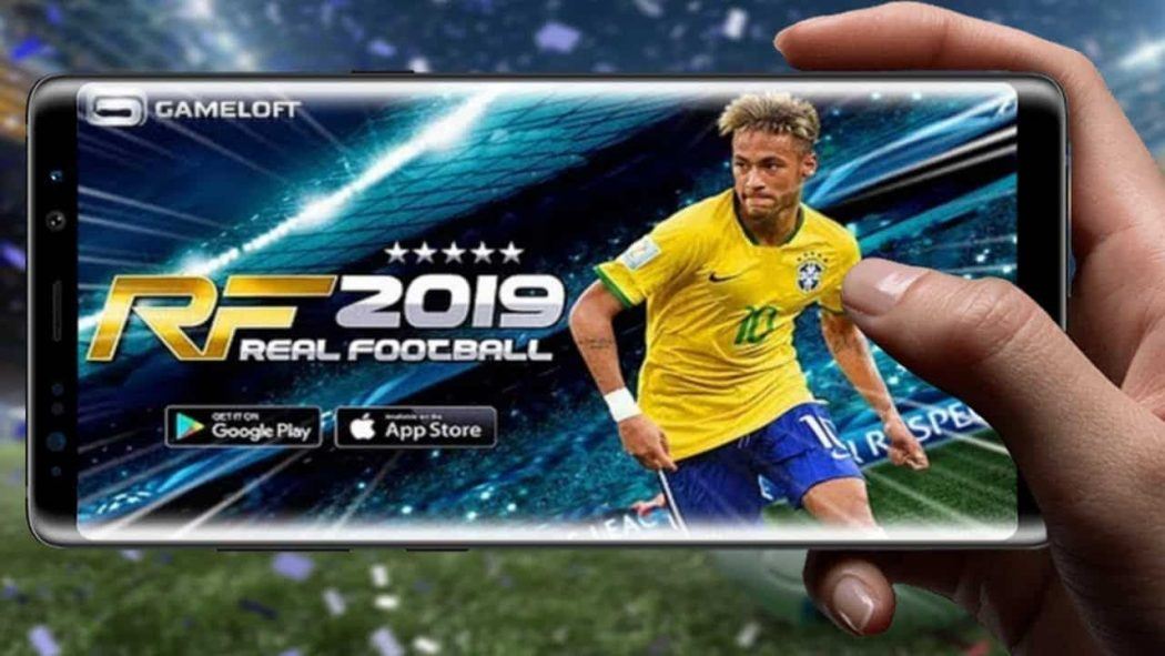 Real Football 2019 Apk
