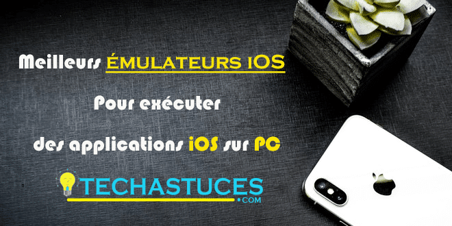 émulateurs iOS