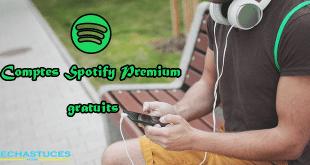 Comptes Spotify Premium gratuitsJanvier 2019