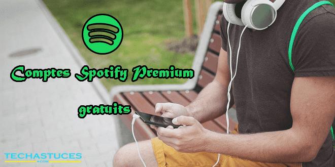 Comptes Spotify Premium gratuits Octobre 2019 | Mise à jour
