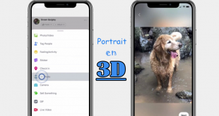 photos Portrait en photos 3D