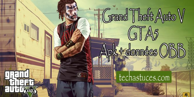 Grand Theft Auto V (GTA 5) Apk