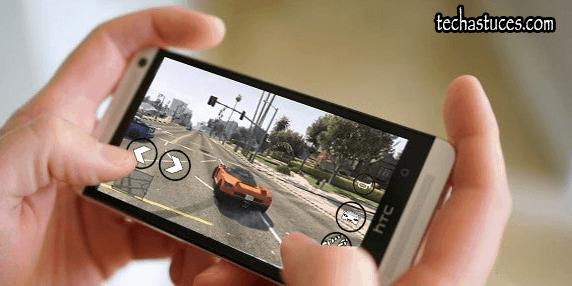 Grand Theft Auto V (GTA 5) Apk + données OBB Pour Android