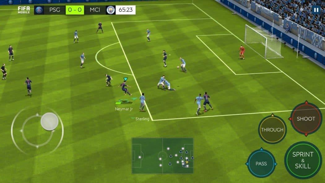 fifa 19 mobile apk Screenshot 3