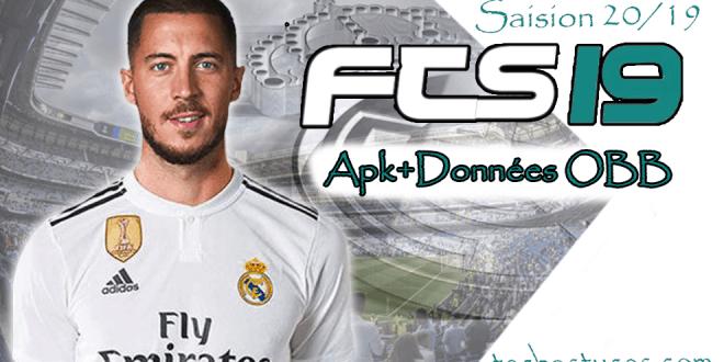 Télécharger First Touch Soccer 2019 Apk+Données OBB