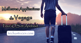 Applications de Voyage