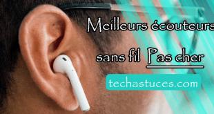 Meilleurs écouteurs sans fil Pas cher | Moins de 50 €