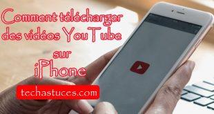 Télécharger des Vidéos YouTube sur iPhone