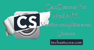 CamScanner Pro Mod APK version complète avec Licence 2020 | Gratuit 100%