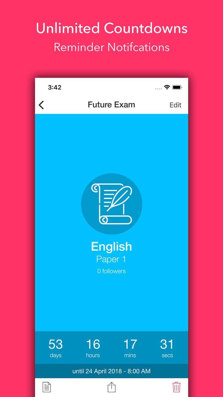 Applications pour les étudiants