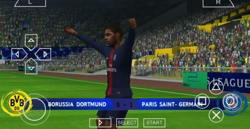 FIFA 20 ISO PSP