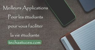 Meilleurs Applications Pour les étudiants pour vous faciliter la vie étudiante