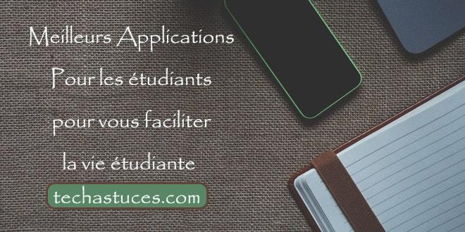 Meilleurs Applications Pour les étudiants