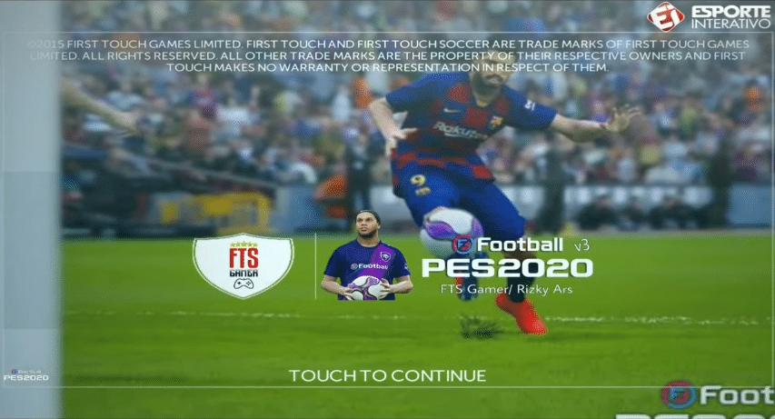 FTS 2020 Apk