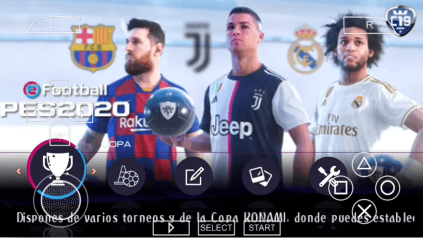 PES 20 ISO