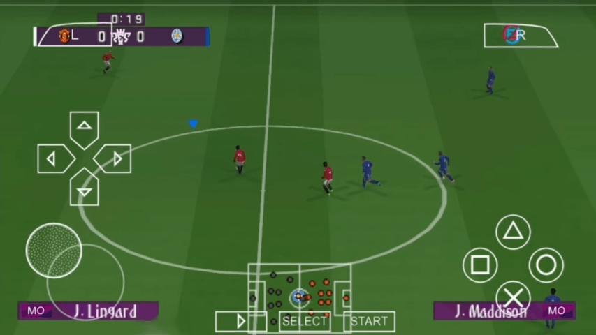 pro evolution soccer 2020 ISO PPSSPP