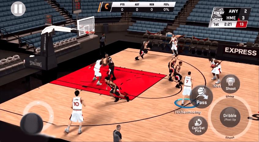 NBA 2K20 : Télécharger NBA 2K20 Apk+Données OBB Dernière version ...