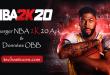 NBA 2K20 : Télécharger NBA 2K20 Apk+Données OBB Dernière version