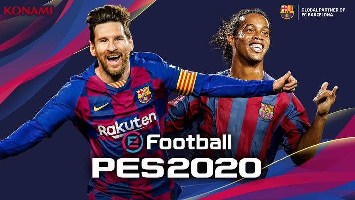 PES 2020 Apk Mod