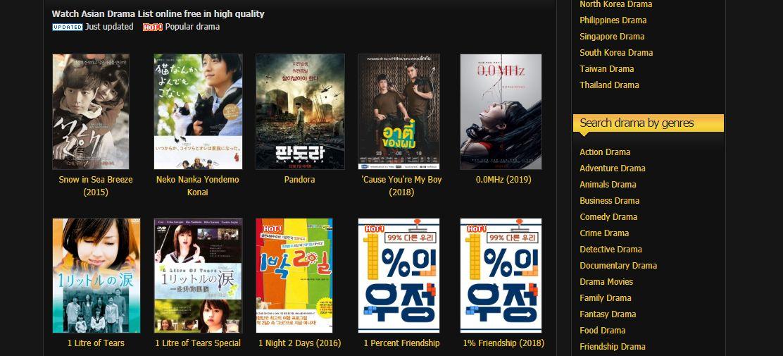 Dramas Coréens En Ligne