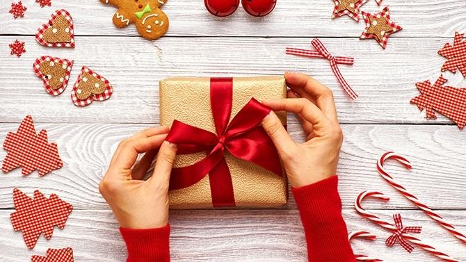 Cadeaux du Noël