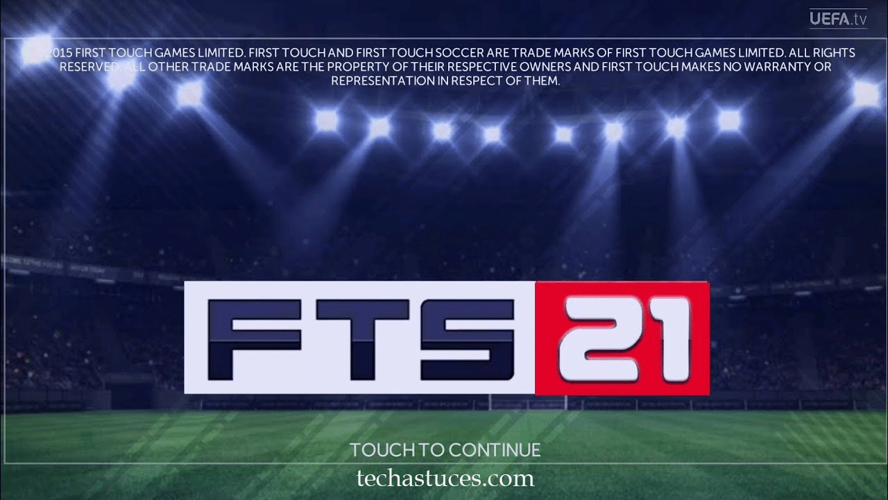 First Touch Soccer 2021 Apk
