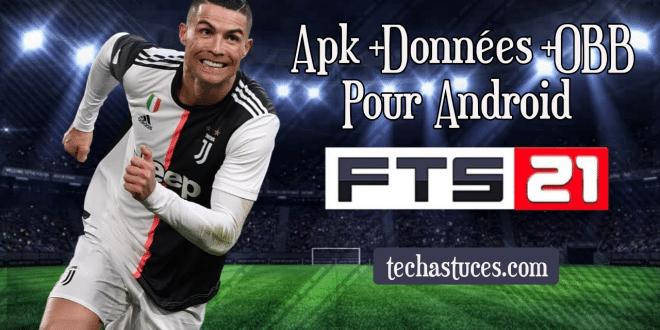 FTS 2021 : First Touch Soccer 2021 Apk +Données +OBB Pour Android