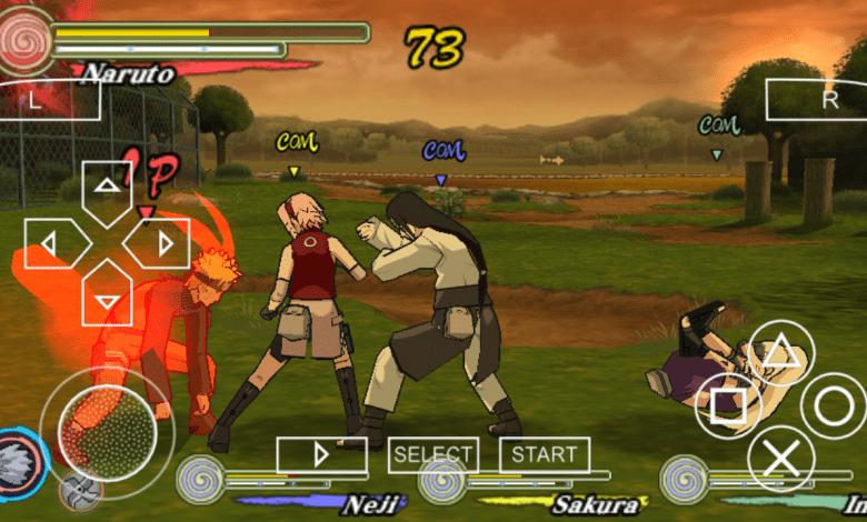 jeux PSP pour Android