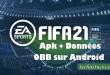Télécharger FIFA 21 apk MOD FIFA 14 + Données OBB Pour Android | hors ligne