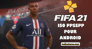 Fifa 2021 ISO PPSSPP