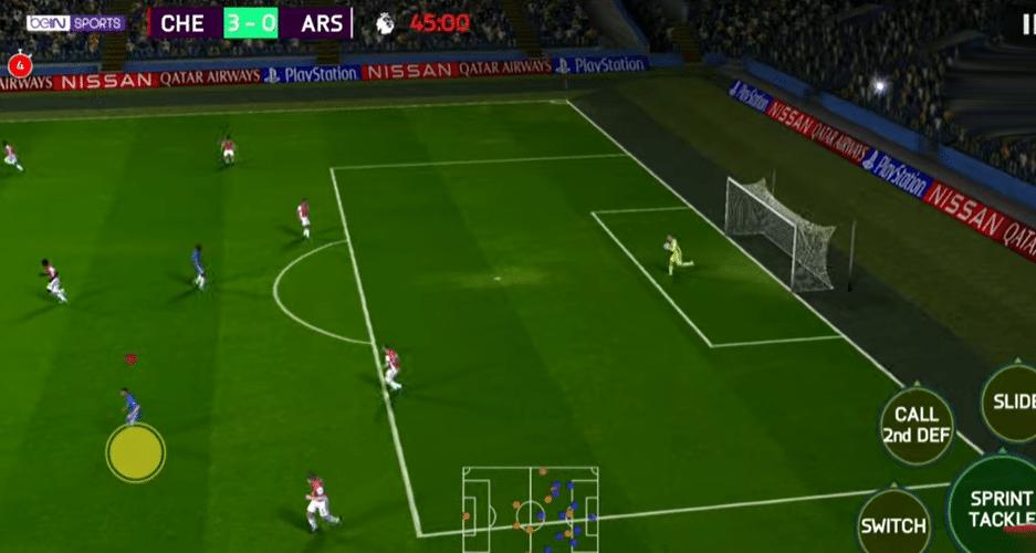 FIFA 22 APK MOD PS5
