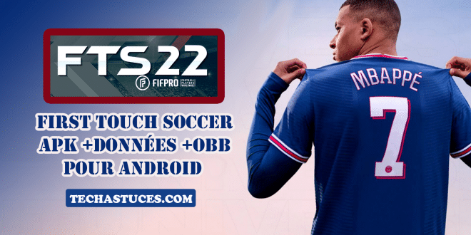 First Touch Soccer 2022 Apk
