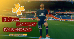 PES 22 ISO PPSSPP